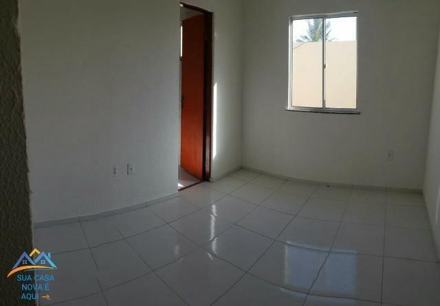 Casas com 3 quartos, 1 suíte, 2 vagas de garagem,88m² de área construída!! - Foto 8