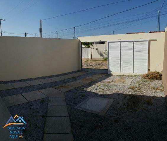 Casas com 3 quartos, 1 suíte, 2 vagas de garagem,88m² de área construída!! - Foto 2