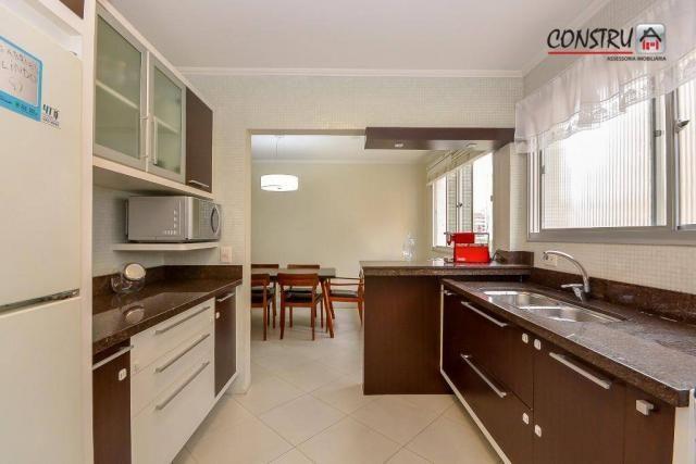 Apartamento com 3 dormitórios à venda, 143 m² por r$ 798.000,00 - batel - curitiba/pr - Foto 15