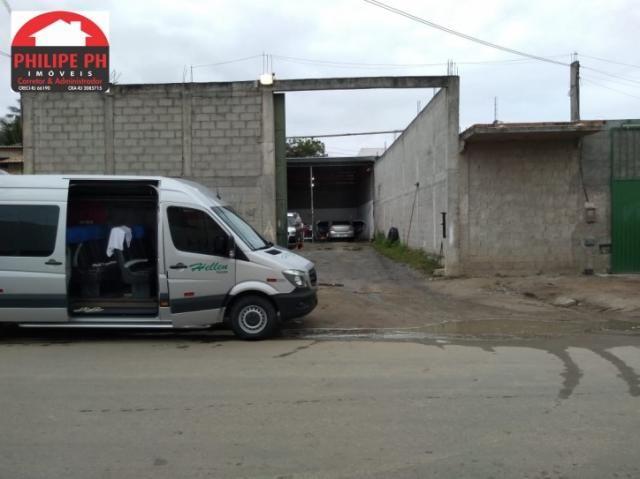 Garagem para locação com toda a estrutura montada. - Foto 7