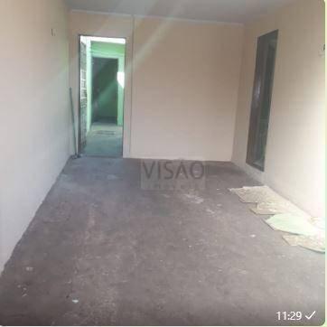 Casa com 2 dormitórios à venda, 90 m² por r$ 235.000,00 - recanto das emas - recanto das e - Foto 3