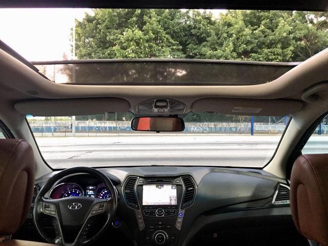 HYUNDAI SANTA FÉ 2013/2014 3.3 MPFI 4X4 7 LUGARES V6 270CV GASOLINA 4P AUTOMÁTICO - Foto 10