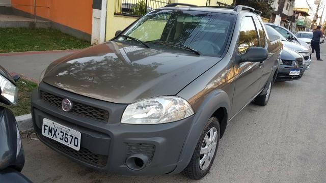 Fiat strada working 2014 básico 1.4 Financio com 2 mil de entrada