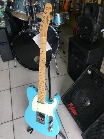 Guitarra Tagima T405 BL - Foto 4