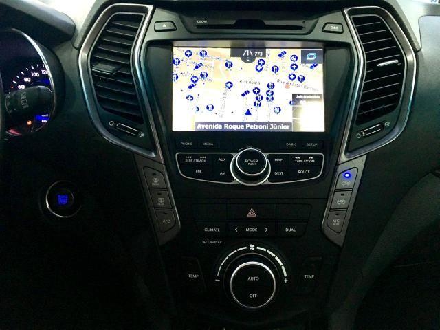 HYUNDAI SANTA FÉ 2013/2014 3.3 MPFI 4X4 7 LUGARES V6 270CV GASOLINA 4P AUTOMÁTICO - Foto 7