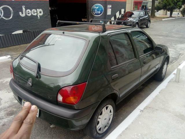 Fiesta glx 1.6 completo 2001 - Foto 4