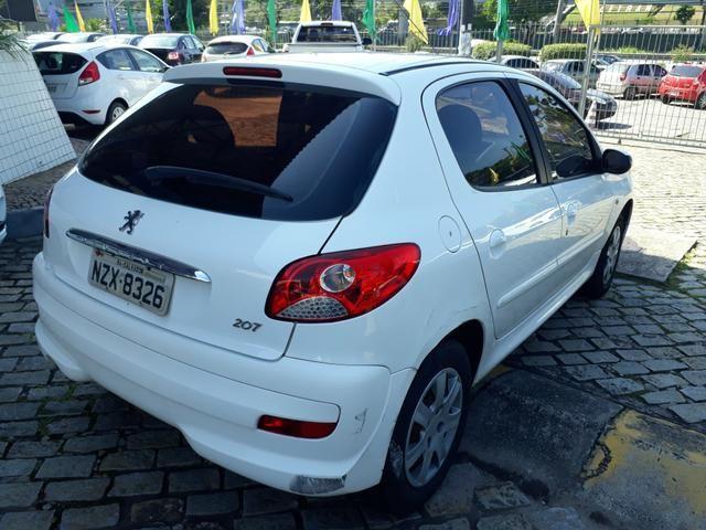 Peugeot 207 2012 / 2012 xr 1.4 completo. aceito carta. financio ate 48 x - Foto 2