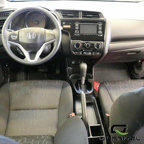 Honda Fit Automático EX 2014/2015 todo revisado - Foto 3