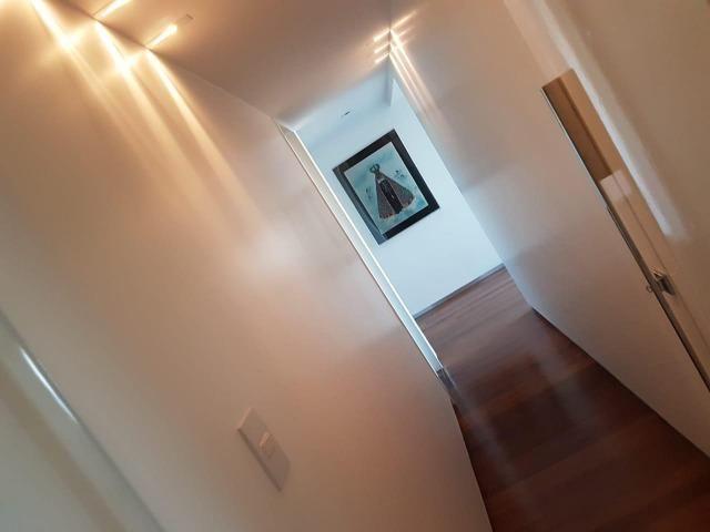 Apartamento Lumno 4 Suítes 276m2 Alto 4 vagas Decorado Nascente linda vista mar - Foto 4