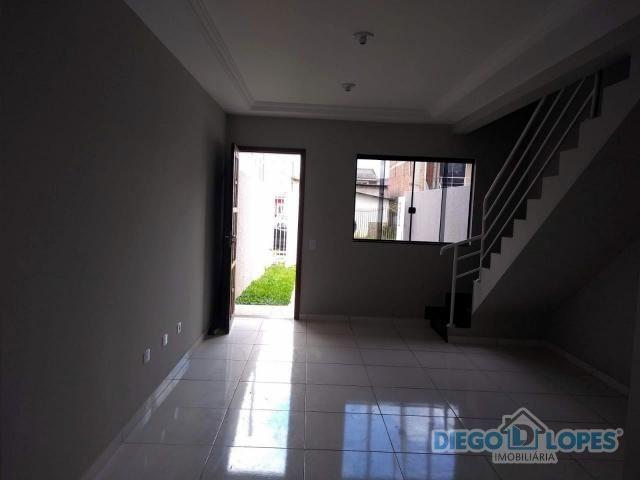 Casa à venda com 2 dormitórios em Cidade industrial, Curitiba cod:279 - Foto 4