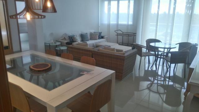 Terraço laguna á venda com decoração e mobília completa torre diferenciada no paiva - Foto 2