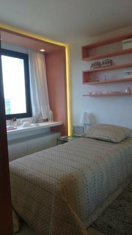 Apartamento em altíssimo padrão 4 suítes 182m² 3 vagas na reserva do paiva confira - Foto 13