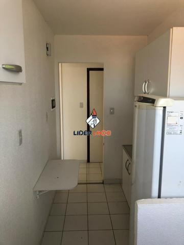Líder imob - apartamento 2 quartos semi-mobiliado para aluguel, no sim, em feira de santan - Foto 4