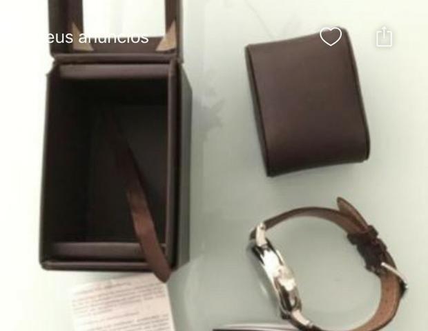 49eb2297e4d Relógio Automático Ja. M Cabe - Bijouterias