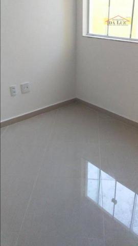 Apartamento com 3 dormitórios à venda, 90 m² por r$ 420.000 - parque das nações - santo an - Foto 3