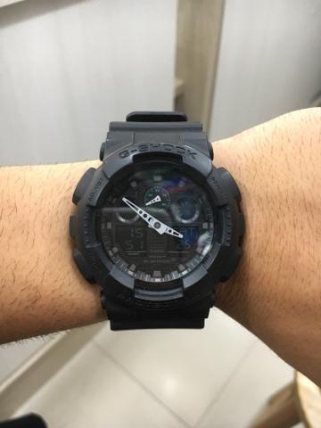 127654bc3e7 Relógio Casio G shock ga-100mb