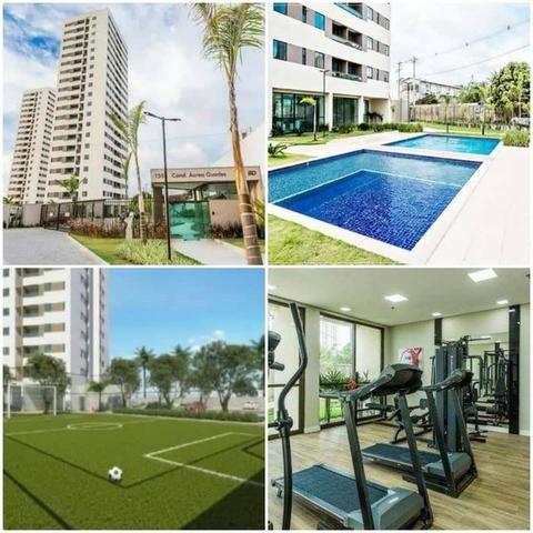Áurea Guedes - Apartamentos de 3 Quartos em Ponta Negra-RN - Foto 14