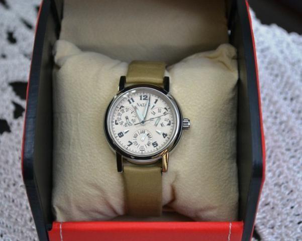 3d902306d46 Relógio Natan multifunção feminino original Swiss Made - Bijouterias ...