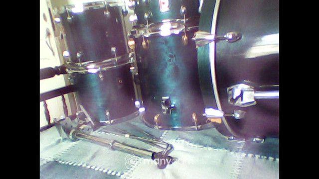 Bateria premier tambores e caixa - Foto 2