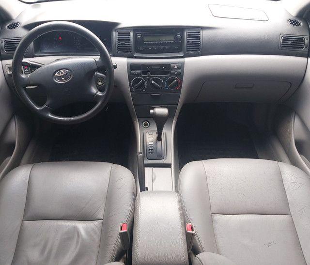 Toyota Corolla XEI 2007 AUT !!! - Foto 7