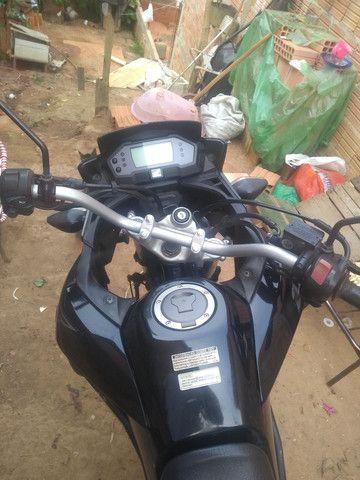Moto xre 190  - Foto 4