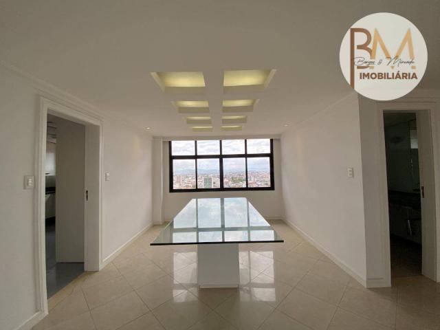 Apartamento Duplex com 4 dormitórios à venda, 390 m² por R$ 1.600.000 - Centro - Feira de  - Foto 12