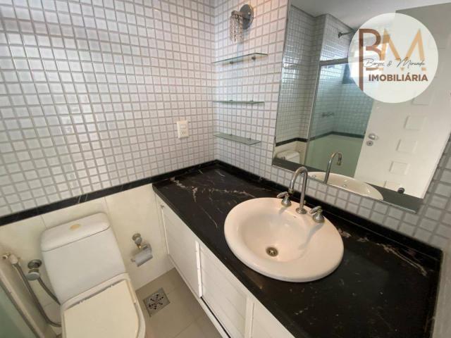 Apartamento Duplex com 4 dormitórios à venda, 390 m² por R$ 1.600.000 - Centro - Feira de  - Foto 20