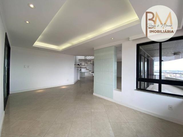 Apartamento Duplex com 4 dormitórios à venda, 390 m² por R$ 1.600.000 - Centro - Feira de  - Foto 3