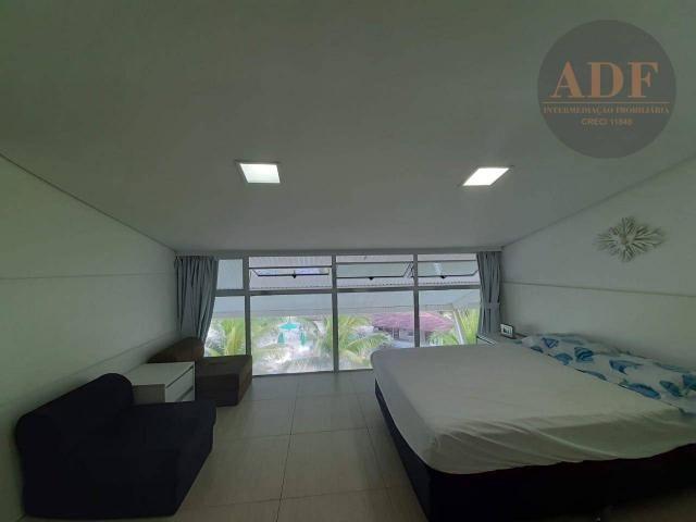 Âncorar - apartamento duplex - 3 quartos à Beira-mar de Porto de Galinhas Locação por Temp - Foto 16