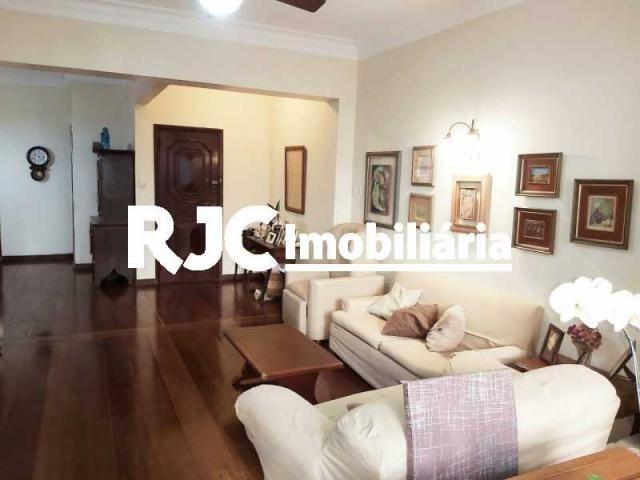 Apartamento à venda com 3 dormitórios em Copacabana, Rio de janeiro cod:MBAP33107 - Foto 3