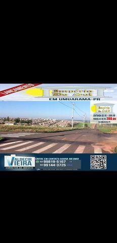 Loteamentos Umuarama, Mandaguaçu e Maringá - Foto 3