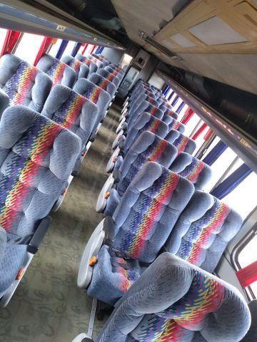 Ônibus rodoviária busscar jumbuus 360 Scania k124 420cv - Foto 4