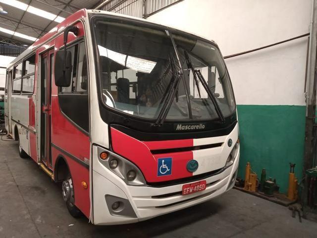 Micro ônibus Mascarello granmicro - Foto 2