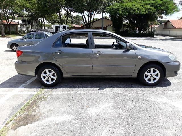 Toyota/Corolla XLI16VVT - 2004/2005 - Cinza - Foto 2