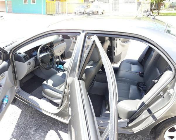 Toyota/Corolla XLI16VVT - 2004/2005 - Cinza - Foto 5