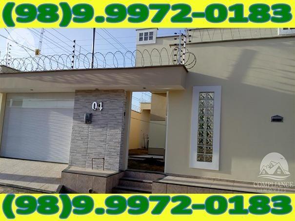 4I1Excelente Casa Nova Com Dois Quartos No Altos Do Turu