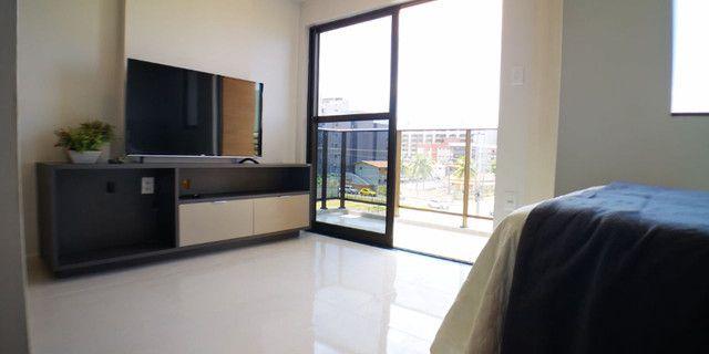 Apartamento Térreo bem localizado na Praia de Ponta de Campina ( Cabedelo-PB)
