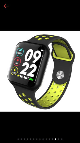 Smart watch F8 para Ios e Android