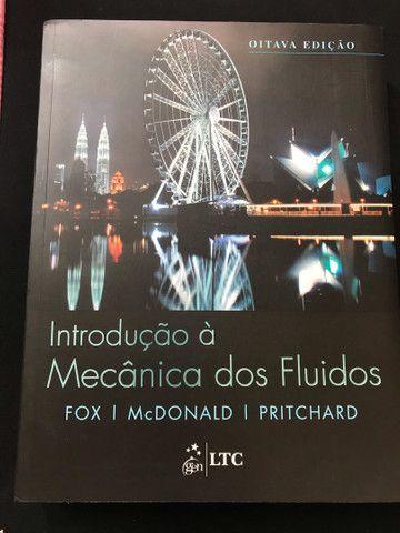 Livro Introdução a Mecânica dos Fluidos
