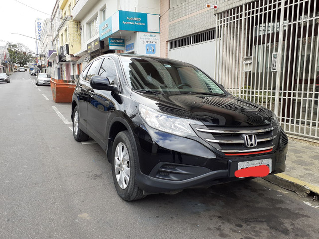 CR-V LX 2013/2013 FlexOne Preta Aut