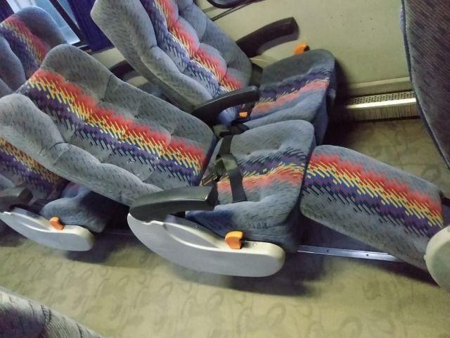 Ônibus rodoviária busscar jumbuus 360 Scania k124 420cv - Foto 3