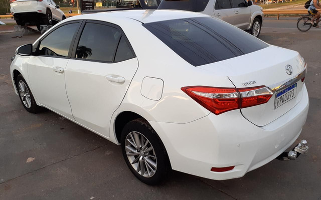 COROLLA XEI 2.0 FLEX 16V AT. BRANCO 2016-2017  - Foto 2