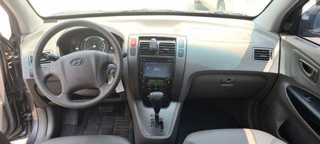 Tucson Gls 2.0 automático baixo km - Foto 5