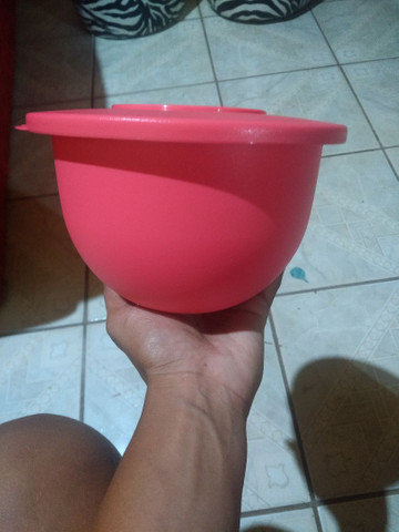Tigela Murano Tupperware 1,3 litros