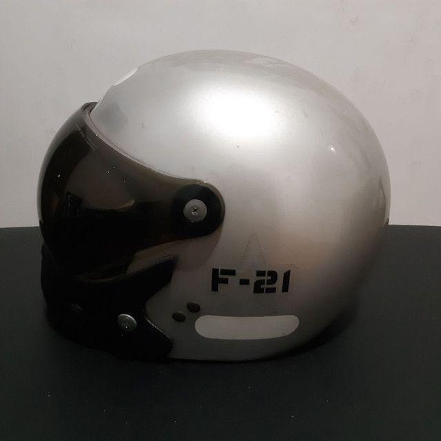 Capacete Peels F21 58 - Foto 3
