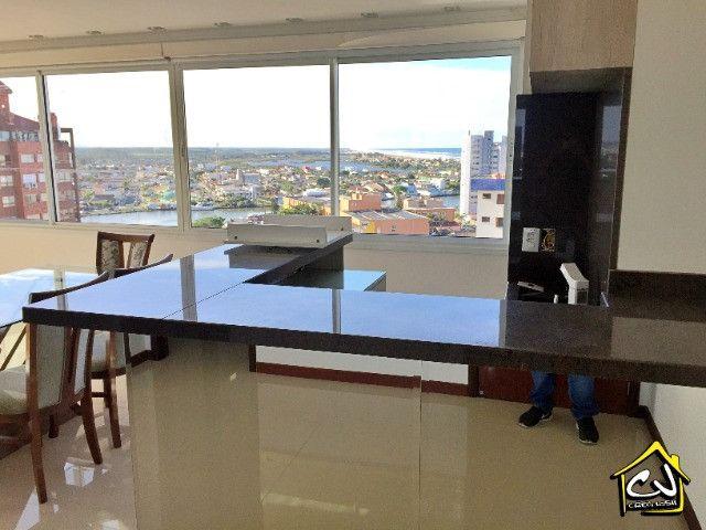 Apartamento c/ 3 Quartos - 2 Vagas - Mobiliado - Linda Vista Rio - Foto 5