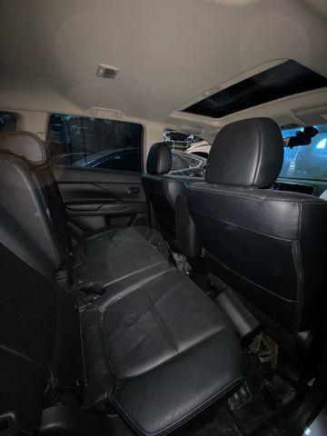 Sucata para retirada de peças- Mitsubishi Outlander - Foto 5