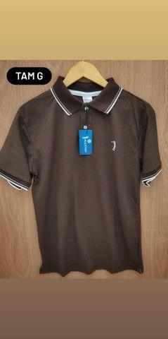 Camisas Gola polo Promoção R$ 45,00 - Foto 6