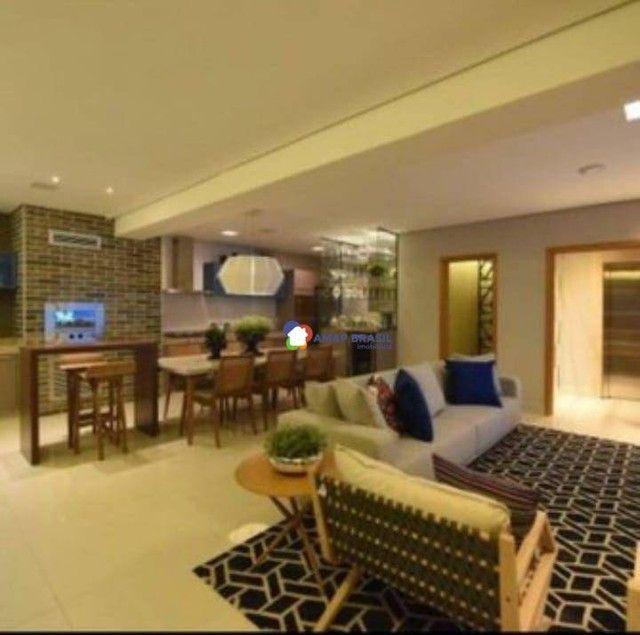 Apartamento com 3 dormitórios à venda, 139 m² por R$ 790.000,00 - Park Lozandes - Goiânia/