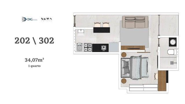 Oportunidade nos Bancário - Apartamento com 1 e 2 quartos - Próximo do shopping Sul  - Foto 3